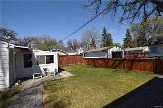 Photo 13: 19 Sherwood Place in Winnipeg: St Vital Residential for sale (2D)  : MLS®# 1812341