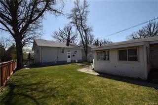 Photo 14: 19 Sherwood Place in Winnipeg: St Vital Residential for sale (2D)  : MLS®# 1812341