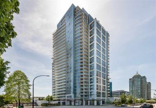 """Photo 1: 2601 4400 BUCHANAN Street in Burnaby: Brentwood Park Condo for sale in """"MOTIF AT CITI"""" (Burnaby North)  : MLS®# R2269218"""