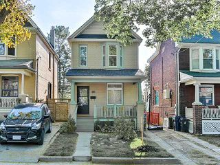 Photo 1: 69 Redwood Avenue in Toronto: Greenwood-Coxwell House (2-Storey) for sale (Toronto E01)  : MLS®# E4134869