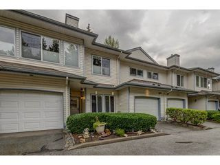 "Photo 1: 52 21579 88B Avenue in Langley: Walnut Grove Townhouse for sale in ""Carriage Park"" : MLS®# R2305558"