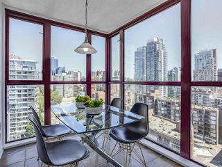 """Photo 6: 1708 1003 PACIFIC Street in Vancouver: West End VW Condo for sale in """"SEASTAR"""" (Vancouver West)  : MLS®# R2306531"""