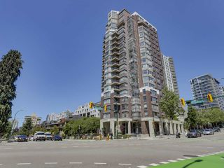 "Photo 2: 1708 1003 PACIFIC Street in Vancouver: West End VW Condo for sale in ""SEASTAR"" (Vancouver West)  : MLS®# R2306531"
