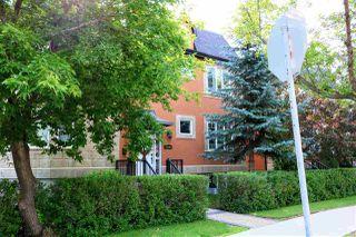Main Photo: 10141 144 Street in Edmonton: Zone 21 Townhouse for sale : MLS®# E4130409