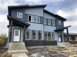 Main Photo:  in Edmonton: Zone 21 House Half Duplex for sale : MLS®# E4133986
