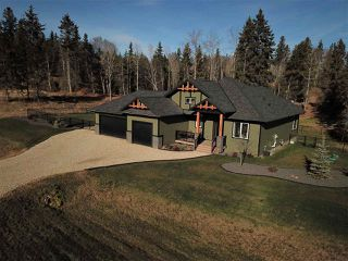 Main Photo: 2067 Spring Lake Drive: Rural Parkland County House for sale : MLS®# E4134373