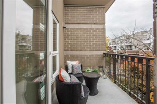 "Photo 20: 306 2161 W 12TH Avenue in Vancouver: Kitsilano Condo for sale in ""The Carlings"" (Vancouver West)  : MLS®# R2319744"