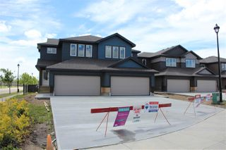 Main Photo: 402 GENESIS Court: Stony Plain House Half Duplex for sale : MLS®# E4136771