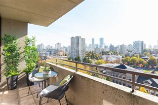 """Photo 12: 1406 1725 PENDRELL Street in Vancouver: West End VW Condo for sale in """"STRATAFORD PLACE"""" (Vancouver West)  : MLS®# R2335662"""