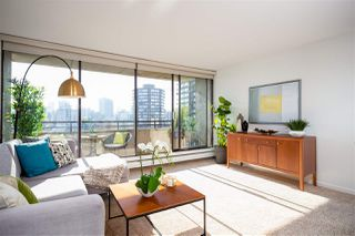 """Photo 4: 1406 1725 PENDRELL Street in Vancouver: West End VW Condo for sale in """"STRATAFORD PLACE"""" (Vancouver West)  : MLS®# R2335662"""