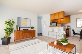 """Photo 6: 1406 1725 PENDRELL Street in Vancouver: West End VW Condo for sale in """"STRATAFORD PLACE"""" (Vancouver West)  : MLS®# R2335662"""