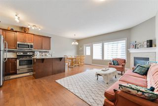 Photo 6: 16825 55 Street in Edmonton: Zone 03 Townhouse for sale : MLS®# E4143683