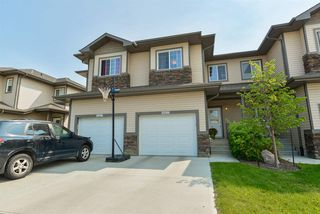 Photo 1: 16825 55 Street in Edmonton: Zone 03 Townhouse for sale : MLS®# E4143683