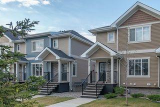 Photo 2: 79 9535 217 Street in Edmonton: Zone 58 Townhouse for sale : MLS®# E4145814