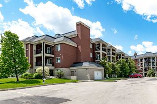 Main Photo: 436 300 Palisades Way: Sherwood Park Condo for sale : MLS®# E4146072