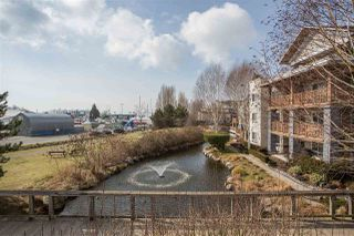 "Photo 1: 222 5700 ANDREWS Road in Richmond: Steveston South Condo for sale in ""RIVERS REACH"" : MLS®# R2348941"