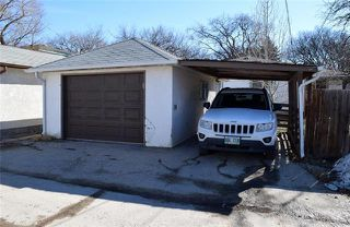 Photo 16: 829 Oxford Street in Winnipeg: River Heights Residential for sale (1D)  : MLS®# 1908804