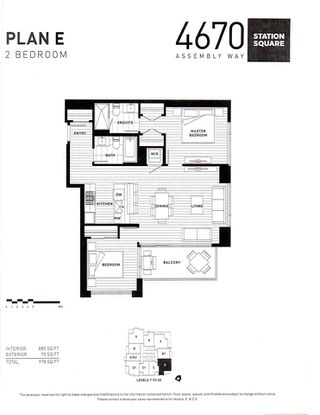 Photo 12: 4310 4670 ASSEMBLY Way in Burnaby: Metrotown Condo for sale (Burnaby South)  : MLS®# R2359869