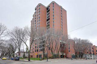 Photo 1: 1601 11503 100 Avenue in Edmonton: Zone 12 Condo for sale : MLS®# E4156267
