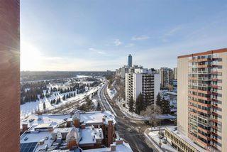 Photo 17: 1601 11503 100 Avenue in Edmonton: Zone 12 Condo for sale : MLS®# E4156267