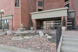 Photo 30: 1601 11503 100 Avenue in Edmonton: Zone 12 Condo for sale : MLS®# E4156267