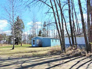 Photo 1: 5037 Crestview Drive: Rural Lac Ste. Anne County Cottage for sale : MLS®# E4156284
