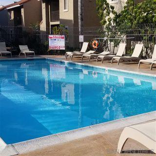 Photo 1: MIRA MESA Condo for sale : 2 bedrooms : 10154 Camino Ruiz #7 in San Diego