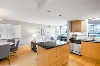 """Photo 8: 409 1425 W 6TH Avenue in Vancouver: False Creek Condo for sale in """"MODENA"""" (Vancouver West)  : MLS®# R2375255"""