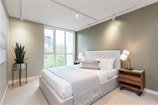 """Photo 10: 409 1425 W 6TH Avenue in Vancouver: False Creek Condo for sale in """"MODENA"""" (Vancouver West)  : MLS®# R2375255"""