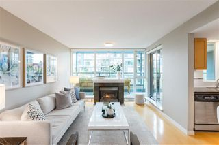 """Photo 2: 409 1425 W 6TH Avenue in Vancouver: False Creek Condo for sale in """"MODENA"""" (Vancouver West)  : MLS®# R2375255"""