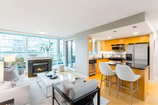 """Photo 4: 409 1425 W 6TH Avenue in Vancouver: False Creek Condo for sale in """"MODENA"""" (Vancouver West)  : MLS®# R2375255"""