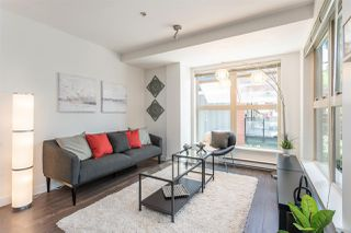 "Main Photo: 717 E 20TH Avenue in Vancouver: Fraser VE Townhouse for sale in ""Blossom"" (Vancouver East)  : MLS®# R2376493"
