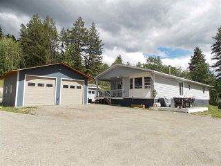 """Main Photo: 1280 SMEDLEY Road in Williams Lake: Williams Lake - Rural North Manufactured Home for sale in """"Commodore/ Mile 168 Road"""" (Williams Lake (Zone 27))  : MLS®# R2378231"""