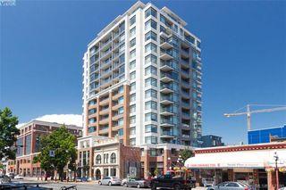 Photo 3: 1107 728 Yates Street in VICTORIA: Vi Downtown Condo Apartment for sale (Victoria)  : MLS®# 412190