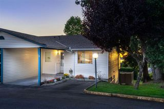 "Photo 1: 1 11464 FISHER Street in Maple Ridge: East Central Townhouse for sale in ""SOUTHWOOD HEIGHTS"" : MLS®# R2410116"