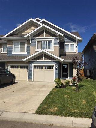 Photo 1: 2774 COUGHLAN GR SW in Edmonton: Zone 55 House Half Duplex for sale : MLS®# E4174335