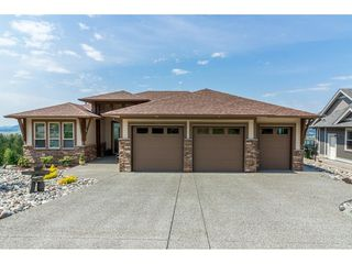 Main Photo: 7315 MOUNT THURSTON Drive in Chilliwack: Eastern Hillsides House for sale : MLS®# R2422065