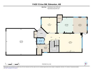 Photo 46: 11435 15 Avenue in Edmonton: Zone 55 House for sale : MLS®# E4191960