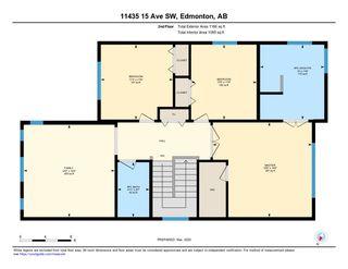 Photo 47: 11435 15 Avenue in Edmonton: Zone 55 House for sale : MLS®# E4191960