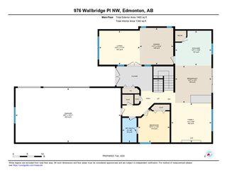 Photo 49: 976 Wallbridge Place NW in Edmonton: Zone 22 House for sale : MLS®# E4197060