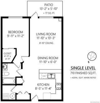 Photo 27: 109 2710 Jacklin Rd in Langford: La Jacklin Condo Apartment for sale : MLS®# 845264