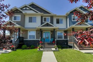 Photo 1: 3 HARVEST RIDGE Drive: Spruce Grove Attached Home for sale : MLS®# E4208163