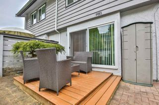 "Photo 15: 981 HOWIE Avenue in Coquitlam: Central Coquitlam Townhouse for sale in ""OAKWOOD"" : MLS®# R2494241"