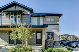 Photo 1: 12102 2781 CHINOOK WINDS Drive SW: Airdrie Row/Townhouse for sale : MLS®# A1031476