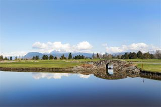 "Photo 1: 329 19673 MEADOW GARDENS Way in Pitt Meadows: North Meadows PI Condo for sale in ""The Fairways at Meadow Gardens"" : MLS®# R2498475"