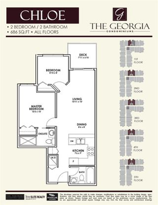 "Photo 16: 201 20696 EASTLEIGH Crescent in Langley: Langley City Condo for sale in ""The Georgia"" : MLS®# R2502014"