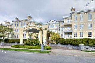 Photo 1: 307 5835 HAMPTON PLACE in Vancouver: University VW Condo for sale (Vancouver West)  : MLS®# R2500606