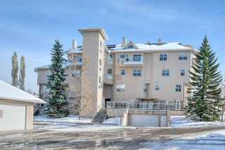 Photo 33: 114 6550 Old Banff Coach Road SW in Calgary: Patterson Apartment for sale : MLS®# A1045271