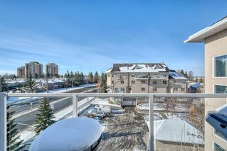 Photo 8: 114 6550 Old Banff Coach Road SW in Calgary: Patterson Apartment for sale : MLS®# A1045271