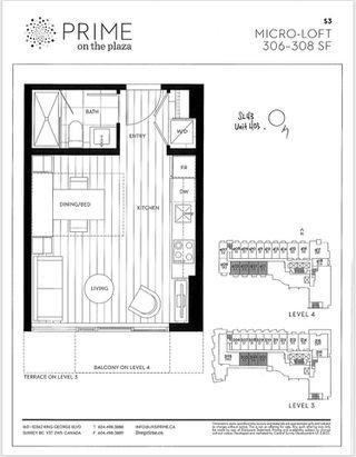 Photo 5: 403 13438 CENTRAL Avenue in Surrey: Whalley Condo for sale (North Surrey)  : MLS®# R2518642